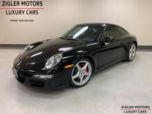 2007_Porsche_911_Carrera S Low miles Sport Chrono Navigation Bose,Full leather,Park Assist_ Addison TX