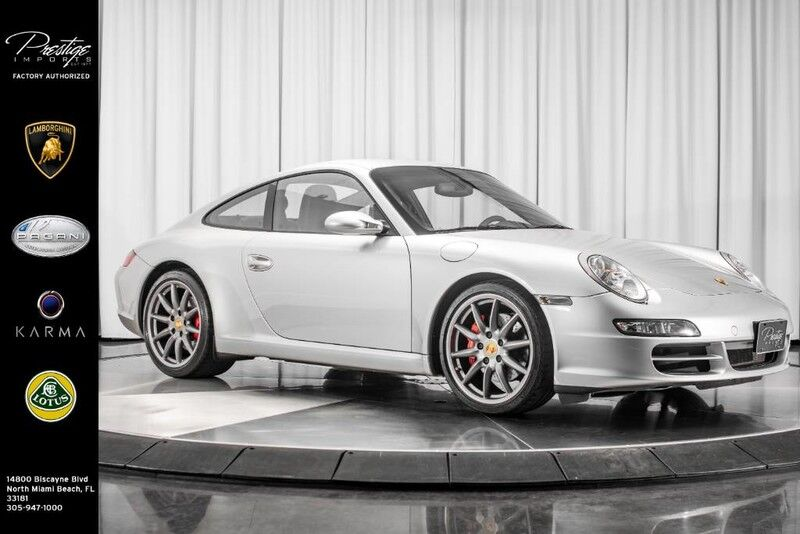 2007_Porsche_911_Carrera S_ North Miami Beach FL