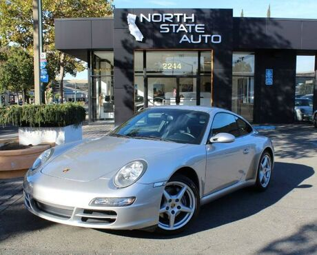 2007 Porsche 911 Carrera Walnut Creek CA