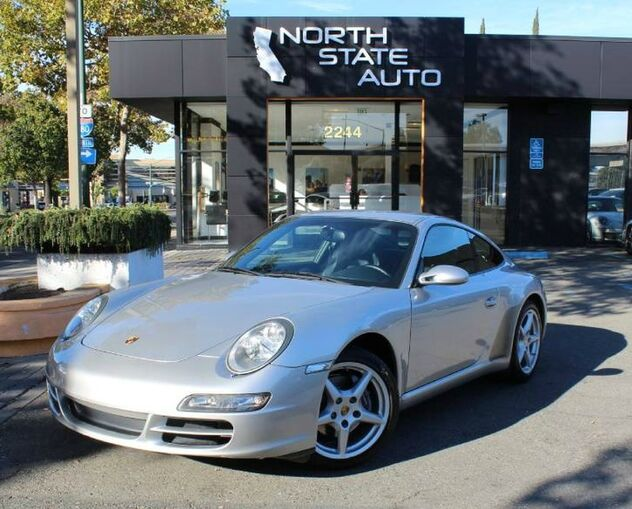 2007_Porsche_911_Carrera_ Walnut Creek CA