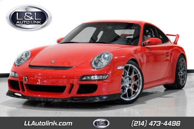 2007 Porsche 911 GT3 Lewisville TX