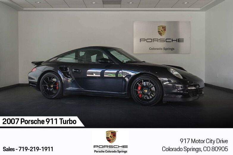 2007 Porsche 911 Turbo Colorado Springs CO