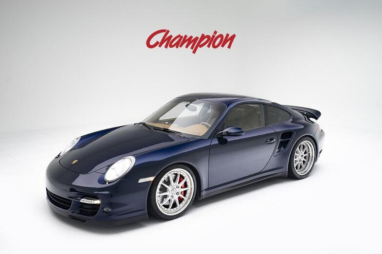2007 Porsche 911 Turbo Pompano Beach FL