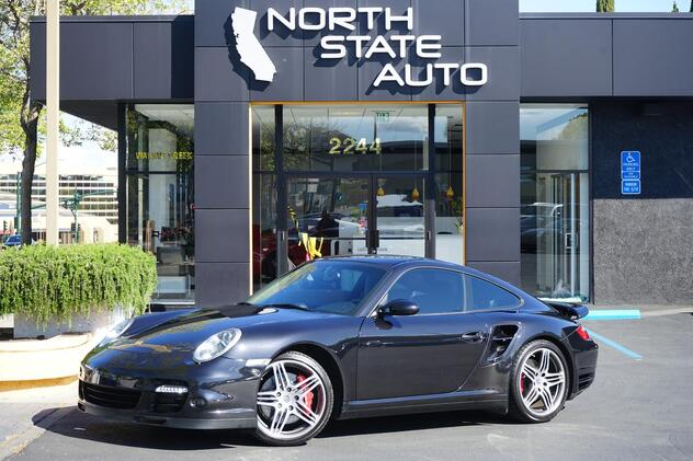 2007_Porsche_911_Turbo_ Walnut Creek CA