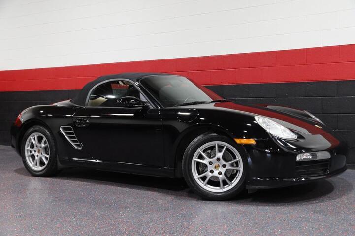 2007 Porsche Boxster 5-Speed Manual 2dr Convertible Chicago IL