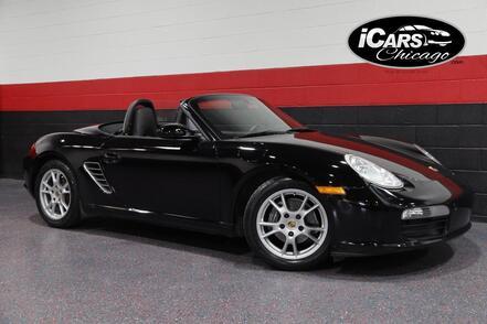 2007_Porsche_Boxster 5-Speed Manual_2dr Convertible_ Chicago IL