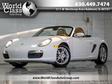 2007_Porsche_Boxster_CONVERTIBLE LEATHER_ Chicago IL