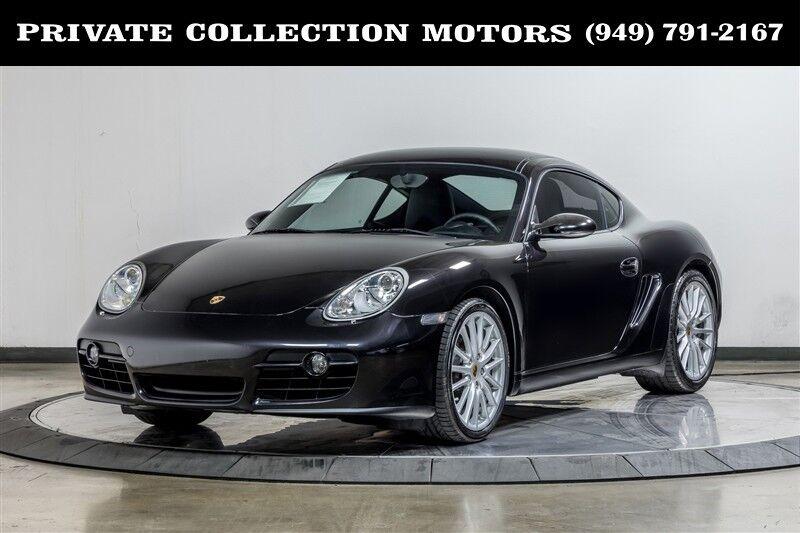2007_Porsche_Cayman__ Costa Mesa CA