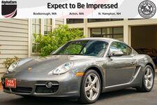 2007 Porsche Cayman 5-Speed