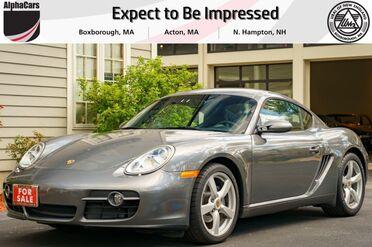 2007_Porsche_Cayman_5-Speed_ Boxborough MA