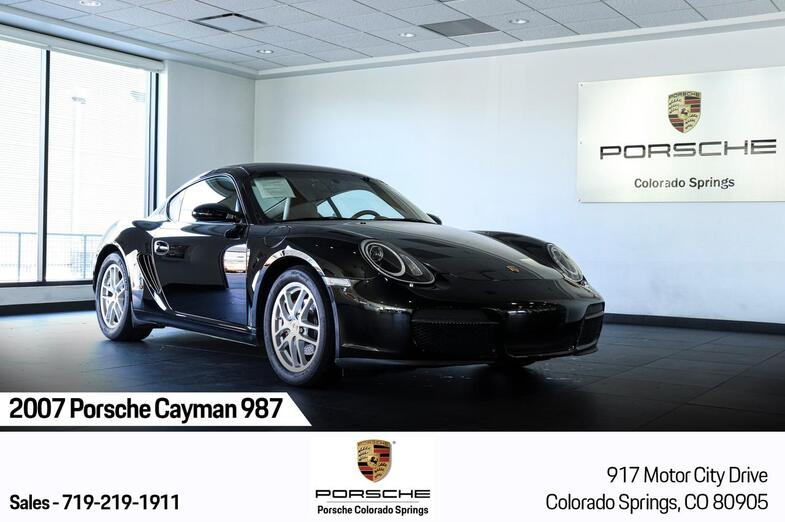 2007 Porsche Cayman 987 Colorado Springs CO