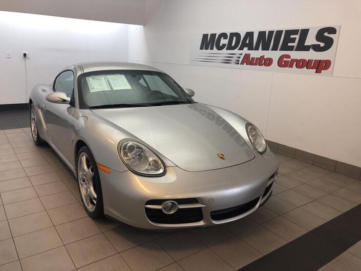 2007 Porsche Cayman Base Columbia SC