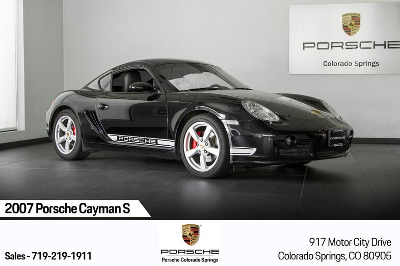 2007 Porsche Cayman Cayman S Colorado Springs CO