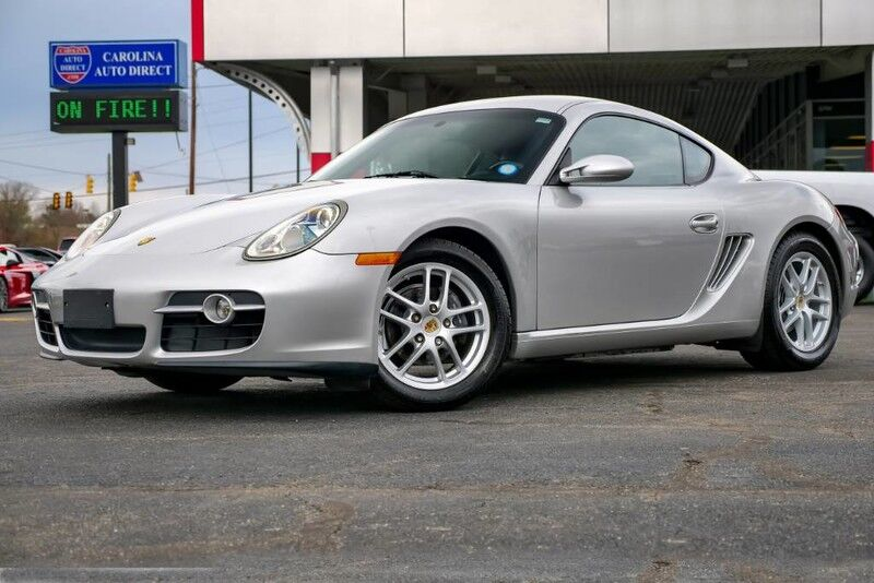 2007 Porsche Cayman **MANUAL** w/ Heated Seats & Navigation Mooresville NC
