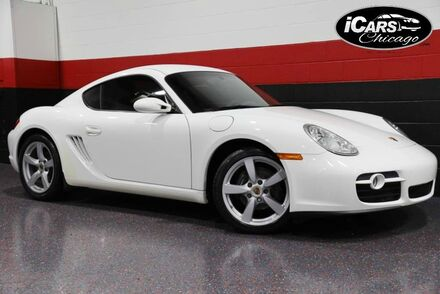 2007_Porsche_Cayman Manual_2dr Coupe_ Chicago IL