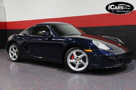 2007_Porsche_Cayman_S 2dr Coupe_ Chicago IL