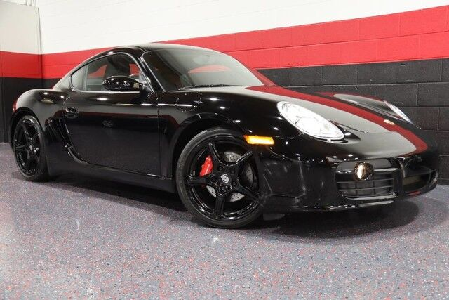 2007 Porsche Cayman S 2dr Coupe Chicago IL