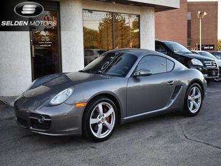 2007_Porsche_Cayman_S_ Conshohocken PA