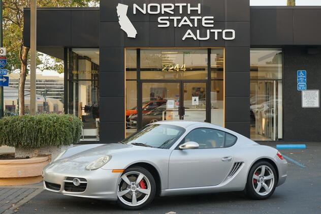 2007_Porsche_Cayman_S_ Walnut Creek CA