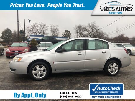 2007_SATURN_ION_LEVEL 2_ Toledo OH