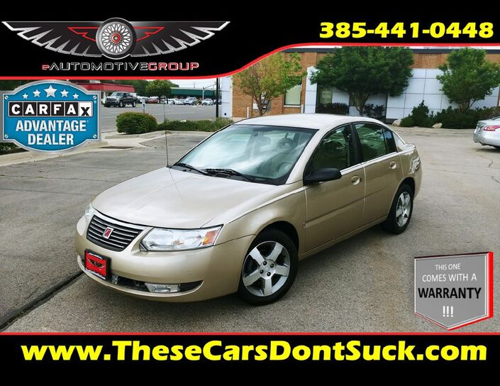 2007 SATURN ION LEVEL 3 Sandy UT