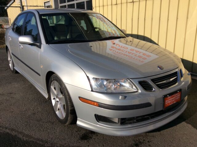 2007 Saab 9-3 Aero Sedan Spokane WA