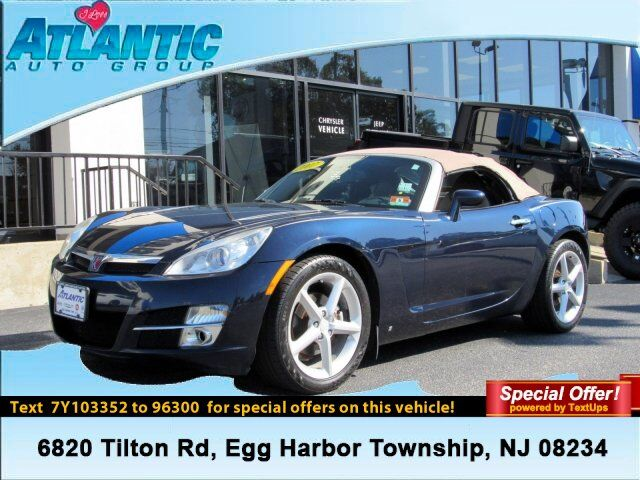 2007 Saturn Sky  Egg Harbor Township NJ