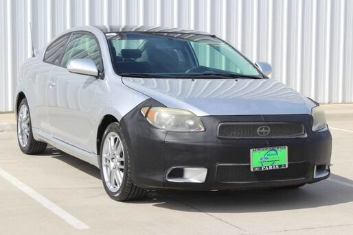 2007_Scion_tC_BASE_ Longview TX