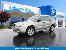 2007_Subaru_Forester_2.5 X_ Johnson City TN