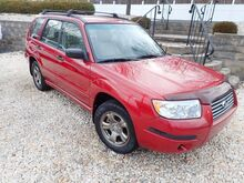 2007_Subaru_Forester_Sports X_ Pen Argyl PA