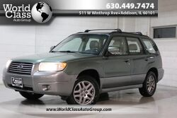 Subaru Forester X L.L. Bean Ed - AWD LEATHER INTERIOR HEATED SEATS PANO SUN ROOF 2007