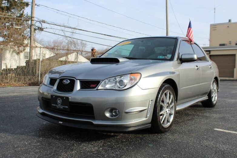 2007 Subaru Impreza Sedan WRX STI Ltd New Castle DE