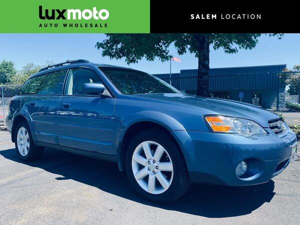 2007_Subaru_Legacy Wagon_Outback Ltd_ Portland OR
