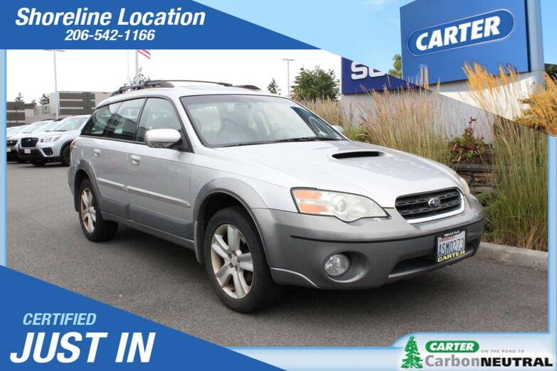 2007 Subaru Legacy Wagon Outback XT Ltd Seattle WA