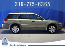 2007_Subaru_Outback_2.5i_ Wichita KS