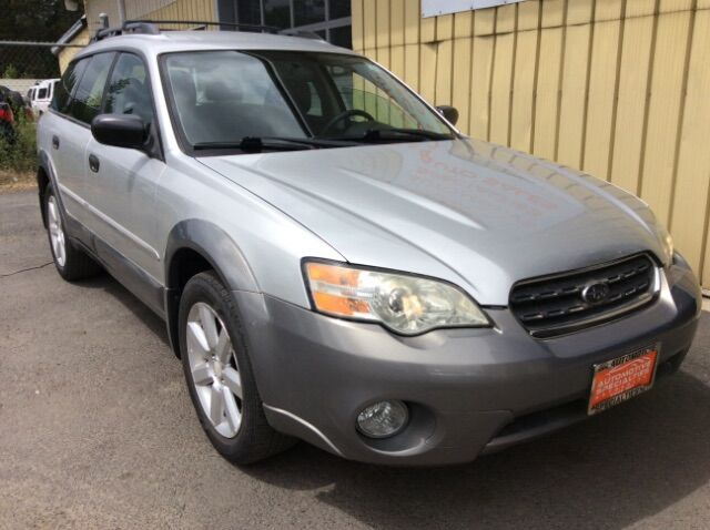 2007 Subaru Outback 2.5i Wagon Spokane WA