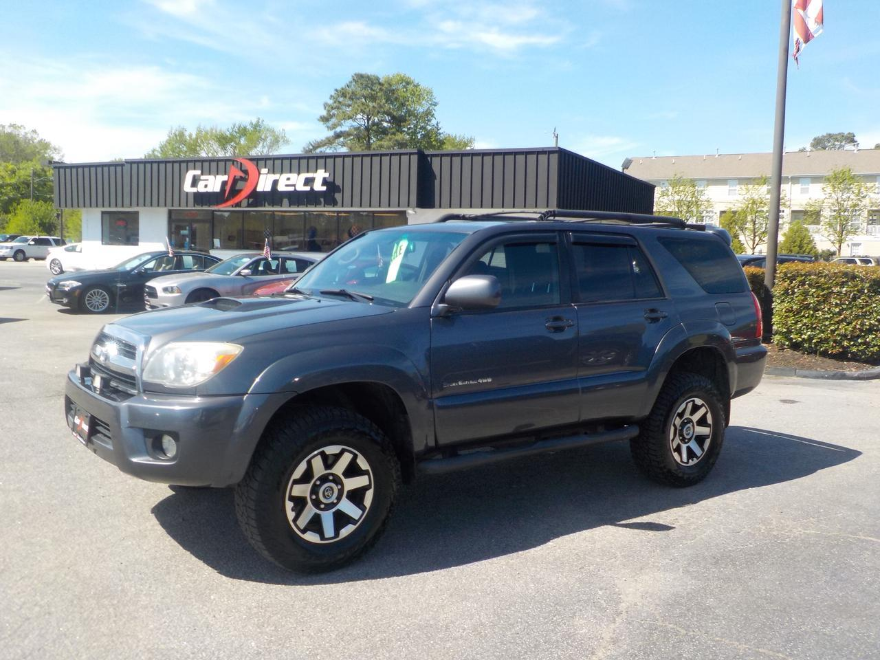 2007 Toyota 4runner Sport Edition Wholesale To The Public As Is