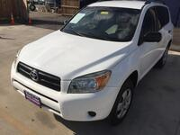 TOYOTA RAV4 4 DOOR WAGON 2007