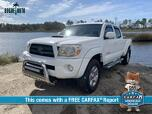 2007 TOYOTA TACOMA DOUBLE CAB PRERUNNER LONG BED