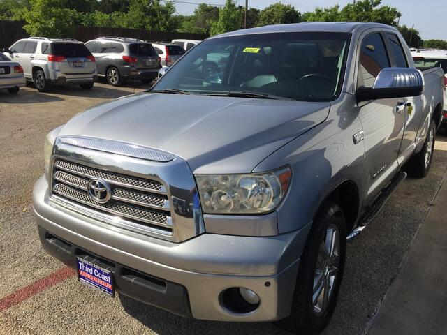 2007 TOYOTA TUNDRA Limited Double Cab 6AT 2WD Austin TX