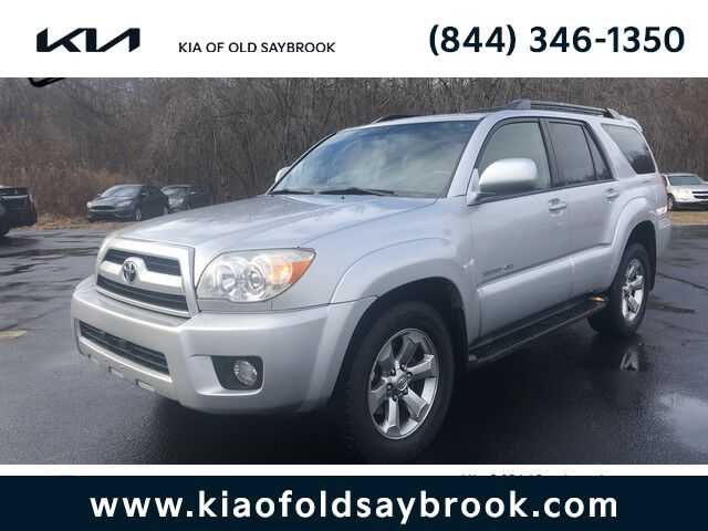 2007 Toyota 4Runner Limited Old Saybrook CT
