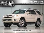 2007 Toyota 4Runner Limited REAR ENTERTAINMENT PKG LEATHER SUNROOF ONE OWNER