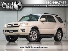 2007_Toyota_4Runner_Limited REAR ENTERTAINMENT PKG LEATHER SUNROOF ONE OWNER_ Chicago IL