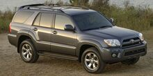 2007_Toyota_4Runner_Limited_ Roseville CA
