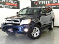 Toyota 4Runner SR5 SUNROOF LEATHER SEATS KEYLESS ENTRY POWER LOCKS DUAL POWER SEATS 2007