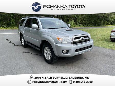 2007_Toyota_4Runner_SR5_ Salisbury MD