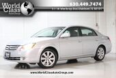 2007 Toyota Avalon Limited - HEATED POWER LEATHER SEATS SUN ROOF CASSETTE PLAYER CD PLAYER DUAL ZONE CLIMATE CONTROL ALLOY WHEELS POWER WINDOWS & LOCKS