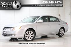 2007_Toyota_Avalon_Limited - HEATED POWER LEATHER SEATS SUN ROOF CASSETTE PLAYER CD PLAYER DUAL ZONE CLIMATE CONTROL ALLOY WHEELS POWER WINDOWS & LOCKS_ Chicago IL