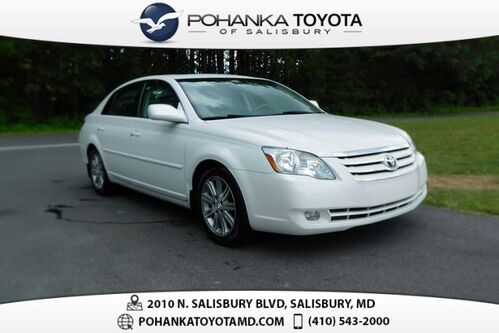 2007_Toyota_Avalon_Limited_ Salisbury MD
