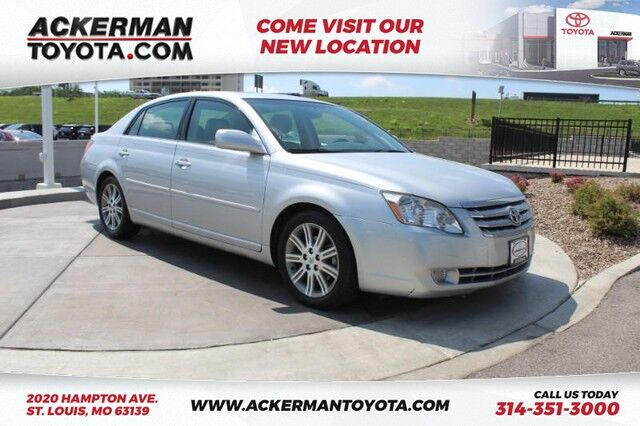 2007 Toyota Avalon Limited St. Louis MO